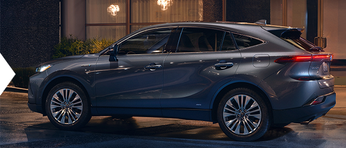 Introducing the All-New 2021 Toyota Venza at Larry H. Miller Toyota Corona