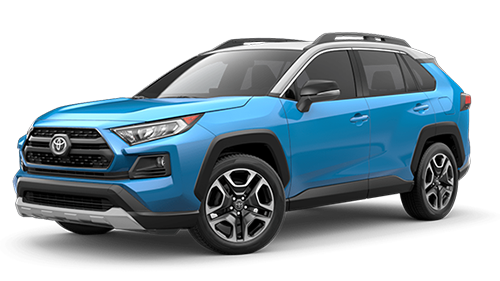 Review of 2019 Toyota Rav4 Here at Larry H Miller Toyota Lemon Grove near San Diego