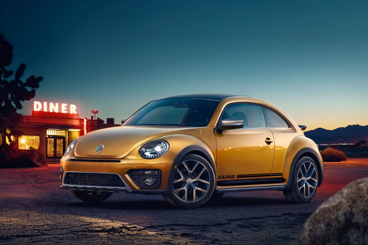 Which Volkswagen You Should Carve into Your Jack-O-Lantern This Year
