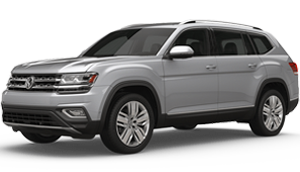 New VW Atlas