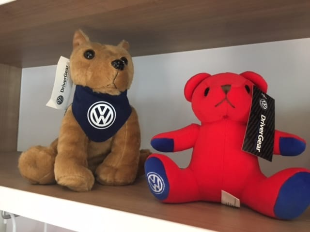 Check out our children's merchandise at our VW retail store!
