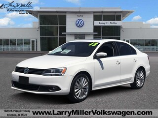 2013 Volkswagen Jetta TDI w/Premium/Nav Sedan