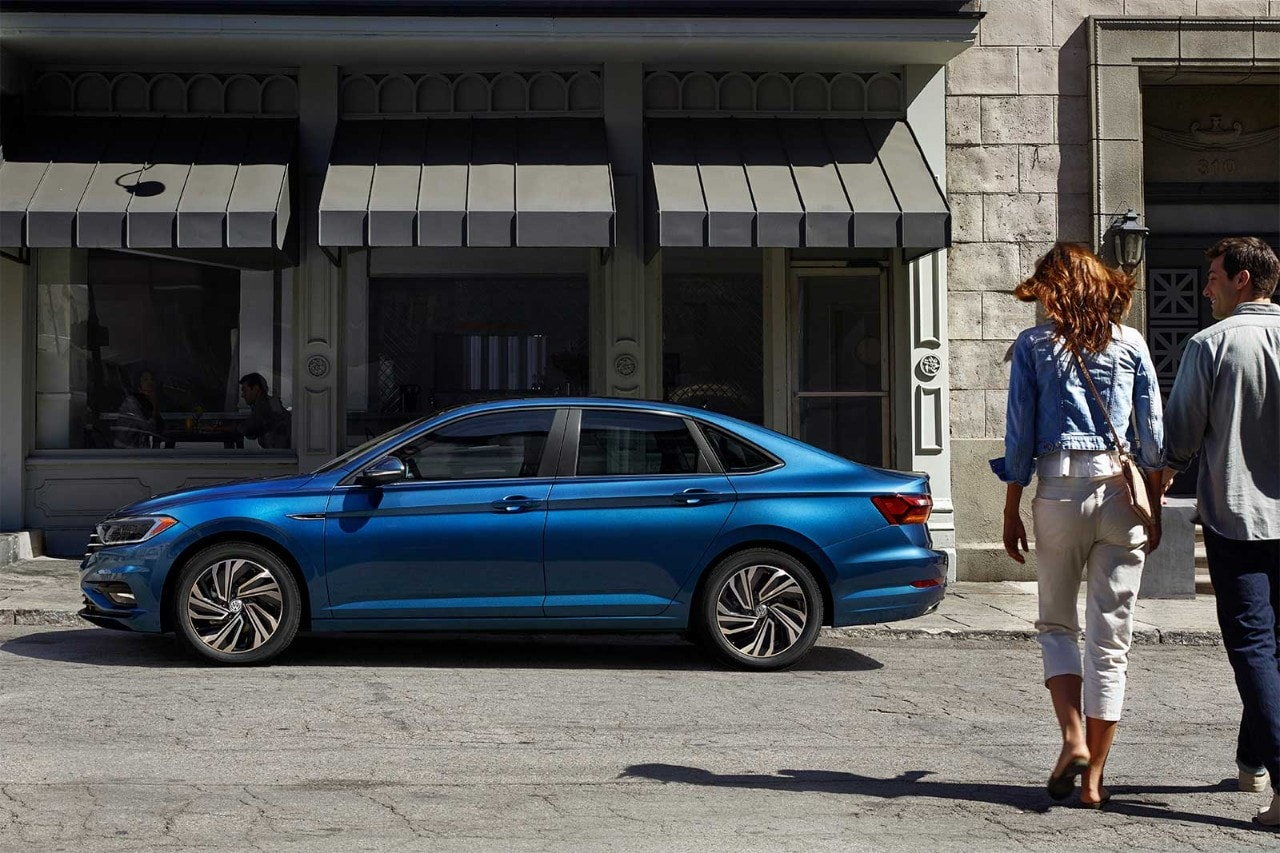 The New Jetta Is Here and We're Obsessed!