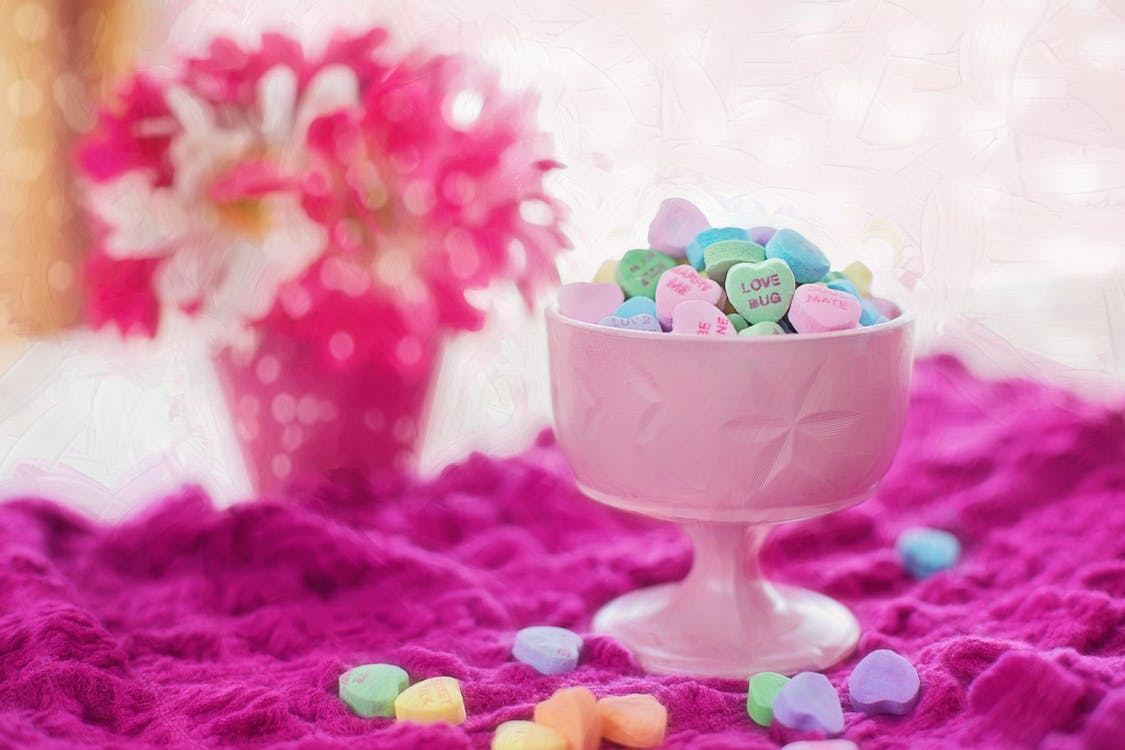 We Paired VW Cars With Candy Hearts: A Sweet Project