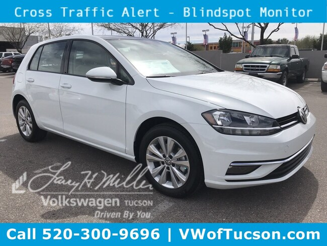 New Volkswagen 2019 Volkswagen Golf 1.4T SE Hatchback for sale in Tucson, AZ