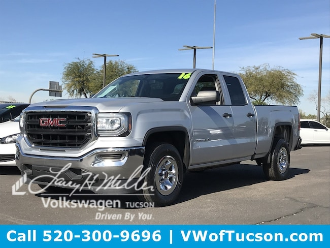 Used vehicle 2016 GMC Sierra 1500 Truck Double Cab for sale in Tucson, AZ