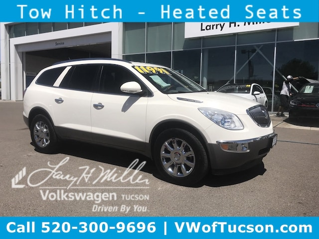 Used vehicles 2012 Buick Enclave Leather SUV for sale near you in Tucson, AZ