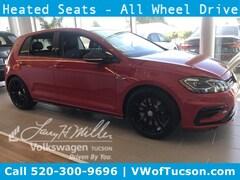 New Volkswagen Golf 2019 Volkswagen Golf R 2.0T w/DCC & Navigation Hatchback for sale near you in Tucson, AZ