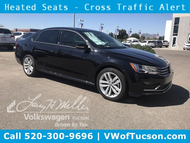 New Volkswagen 2019 Volkswagen Passat 2.0T Wolfsburg Edition Sedan for sale in Tucson, AZ