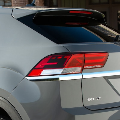 Sexy Exterior Styling