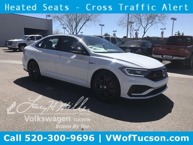 New Volkswagen 2019 Volkswagen Jetta GLI 2.0T S Sedan for sale in Tucson, AZ