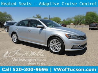 New Volkswagen Passat 2018 Volkswagen Passat 2.0T SE w/Technology Sedan for sale near you in Tucson, AZ