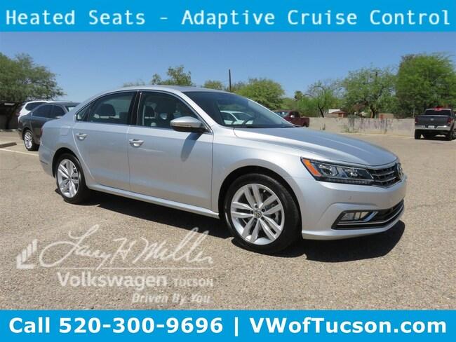 New Volkswagen 2018 Volkswagen Passat 2.0T SE w/Technology Sedan for sale in Tucson, AZ