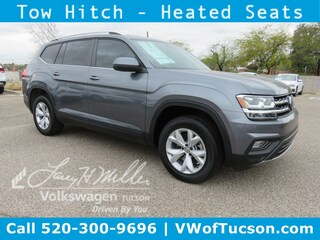 New Volkswagen 2019 Volkswagen Atlas 3.6L V6 SE w/Technology SUV for sale in Tucson, AZ