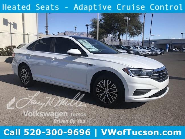New Volkswagen 2019 Volkswagen Jetta 1.4T SEL Sedan for sale in Tucson, AZ