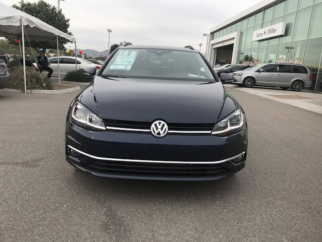 New 2019 Volkswagen Golf SportWagen For Sale at Larry H. Miller Volkswagen Tucson   VIN ...