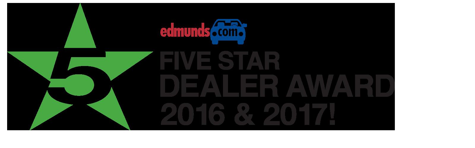 edmunds 5 star dealer award read our reviews larry h miller volkswagen tucson. Black Bedroom Furniture Sets. Home Design Ideas