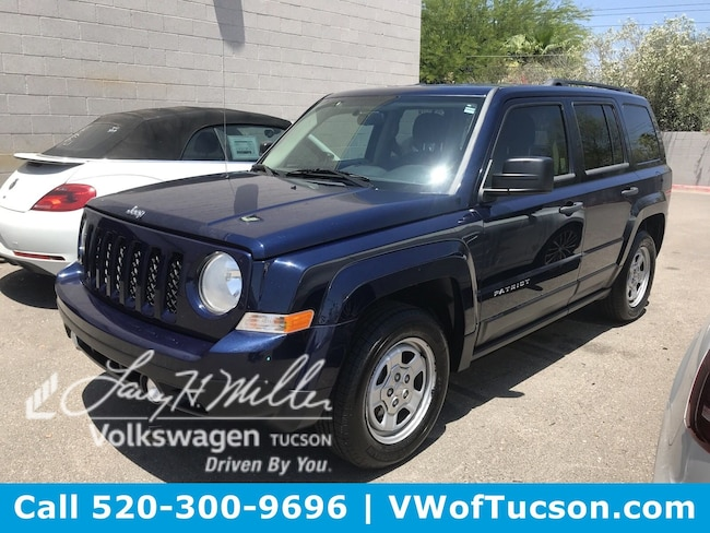 Used vehicle 2014 Jeep Patriot Sport SUV for sale in Tucson, AZ