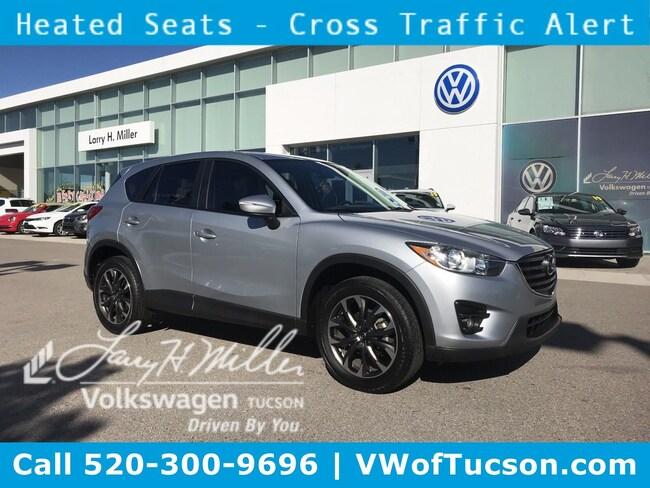 Used vehicle 2016 Mazda Mazda CX-5 Grand Touring SUV for sale in Tucson, AZ
