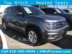 New Volkswagen Atlas 2019 Volkswagen Atlas 3.6L V6 SE SUV for sale near you in Tucson, AZ