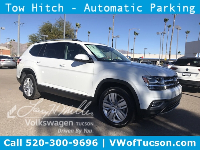 New Volkswagen 2019 Volkswagen Atlas 3.6L V6 SEL Premium 4MOTION SUV for sale in Tucson, AZ