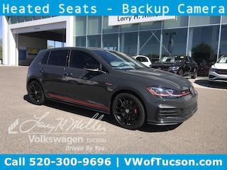 New Volkswagen Golf 2019 Volkswagen Golf GTI 2.0T Rabbit Edition Hatchback for sale near you in Tucson, AZ