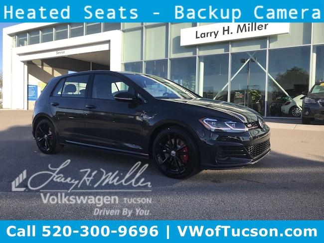 New Volkswagen 2019 Volkswagen Golf GTI 2.0T Rabbit Edition Hatchback for sale in Tucson, AZ