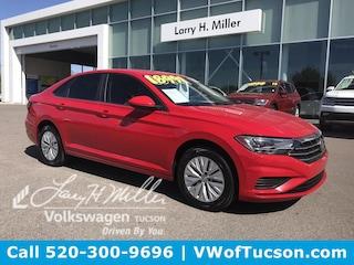Certified Pre-Owned Volkswagen 2019 Volkswagen Jetta Sedan for sale in Tucson, AZ