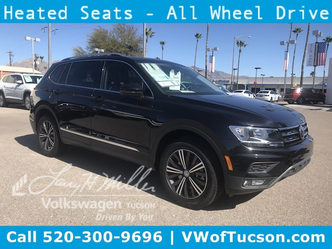 New Volkswagen 2019 Volkswagen Tiguan 2.0T SEL 4MOTION SUV for sale in Tucson, AZ