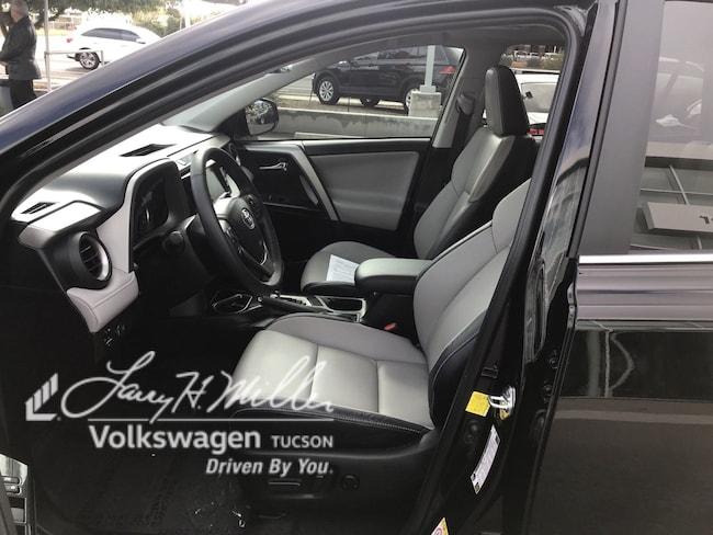 ... Used vehicle 2017 Toyota RAV4 SUV for sale in Tucson, AZ ...