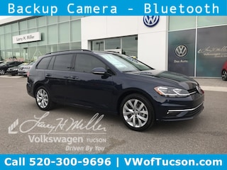 New Volkswagen Golf SportWagen 2019 Volkswagen Golf SportWagen 1.4T SE Wagon for sale near you in Tucson, AZ