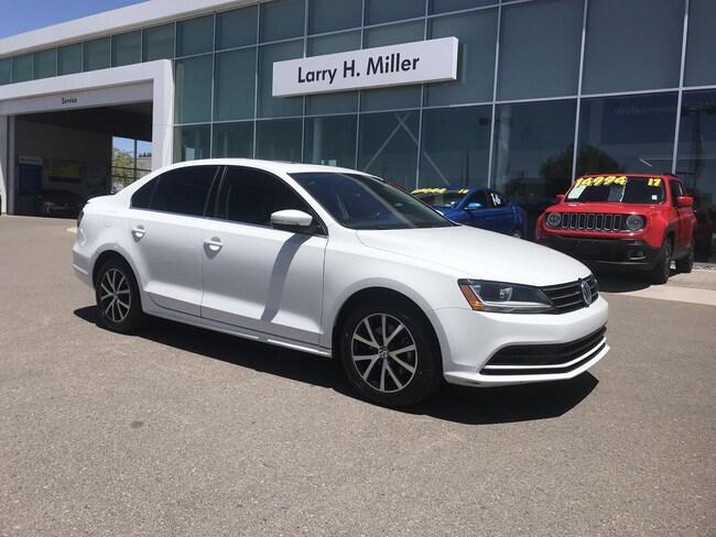 Used vehicle 2017 Volkswagen Jetta 1.4T SE Sedan for sale in Tucson, AZ