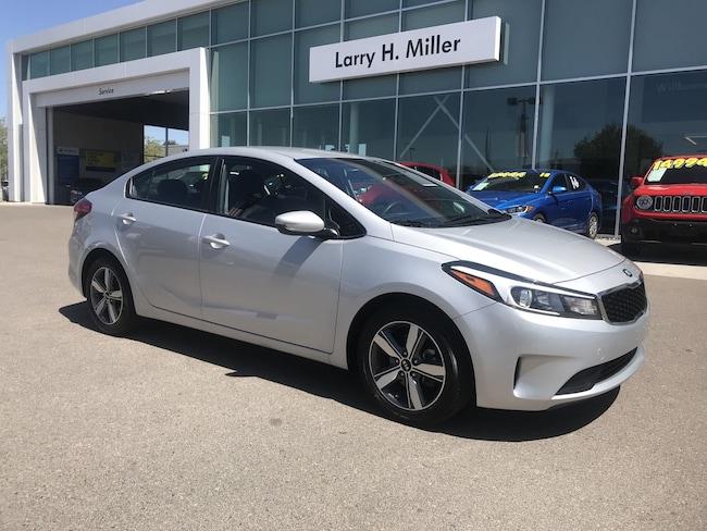 Used vehicle 2018 Kia Forte LX Sedan for sale in Tucson, AZ