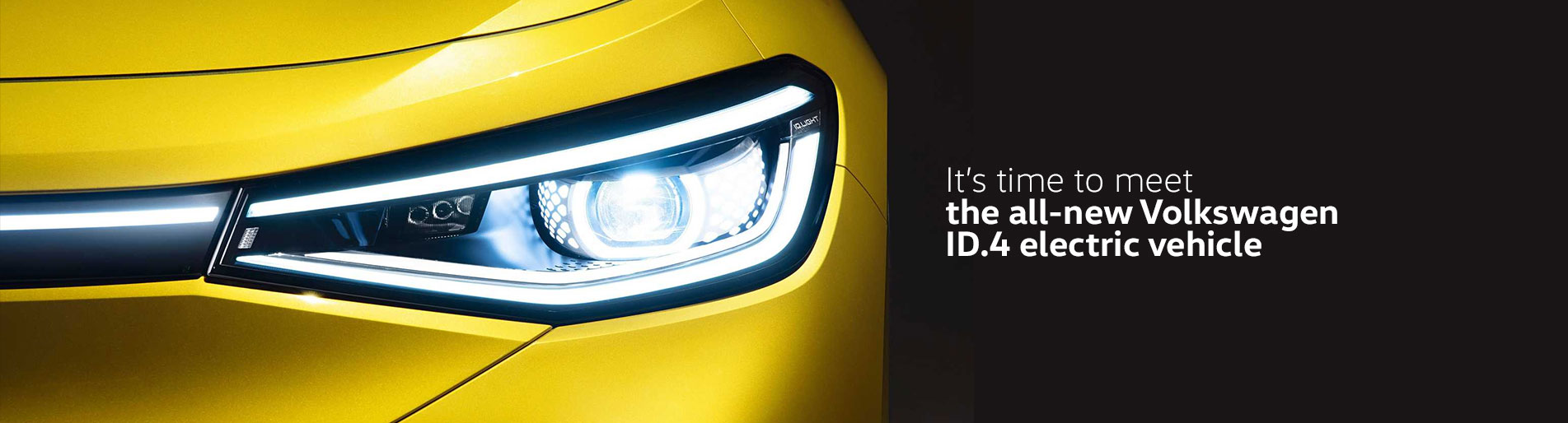 Reserve Your New Volkswagen ID.4