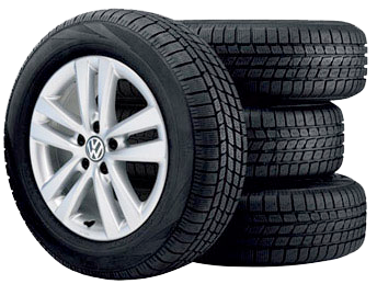 VW TIRES - GET THE 4th for only $1!
