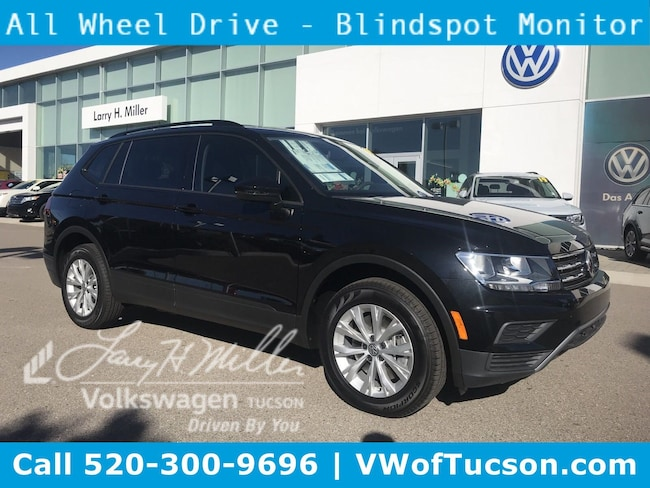 New Volkswagen 2019 Volkswagen Tiguan 2.0T S 4MOTION SUV for sale in Tucson, AZ