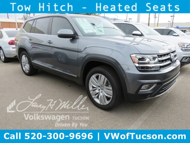 New Volkswagen 2019 Volkswagen Atlas 3.6L V6 SEL 4MOTION SUV for sale in Tucson, AZ