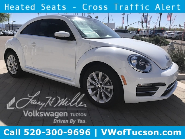 New Volkswagen 2019 Volkswagen Beetle 2.0T SE Hatchback for sale in Tucson, AZ