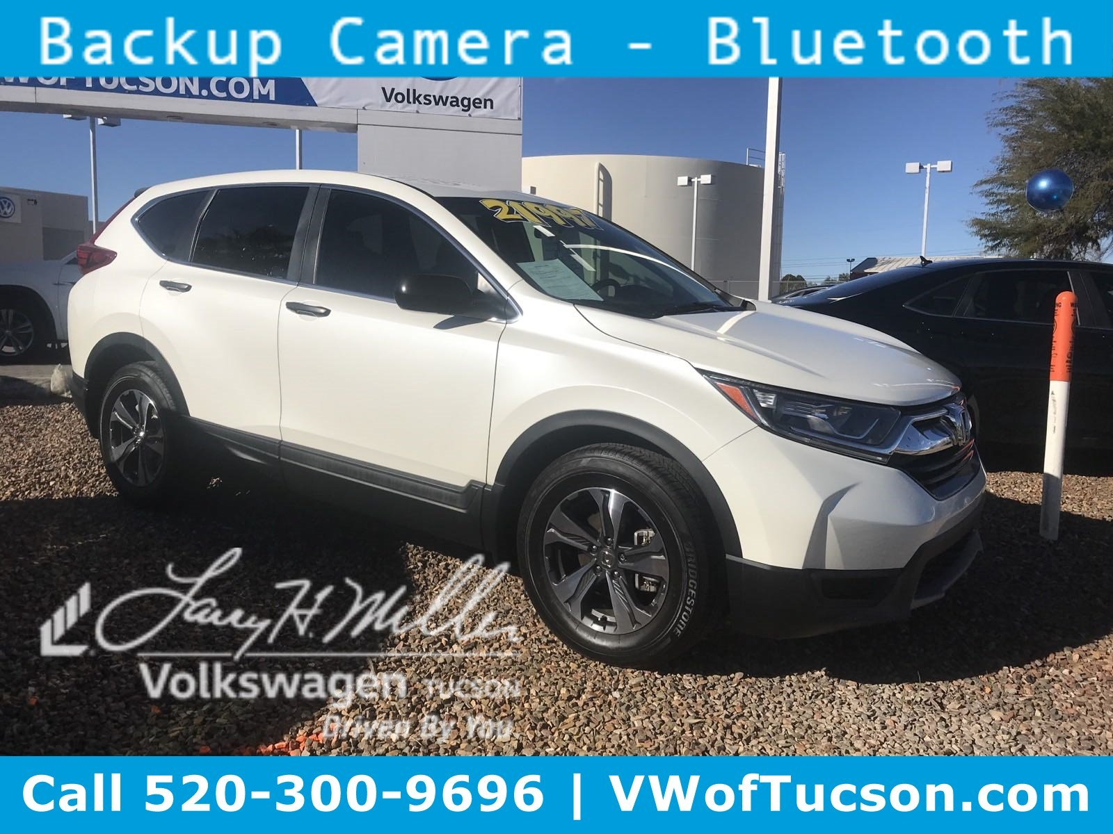 Featured used vehicles 2017 Honda CR-V LX SUV for sale in Tucson, AZ