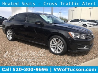 New Volkswagen Passat 2019 Volkswagen Passat 2.0T Wolfsburg Edition Sedan for sale near you in Tucson, AZ