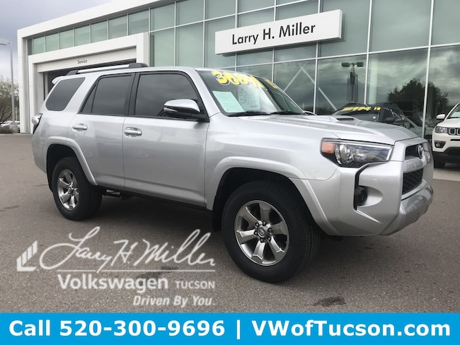 Used vehicle 2015 Toyota 4Runner SUV for sale in Tucson, AZ