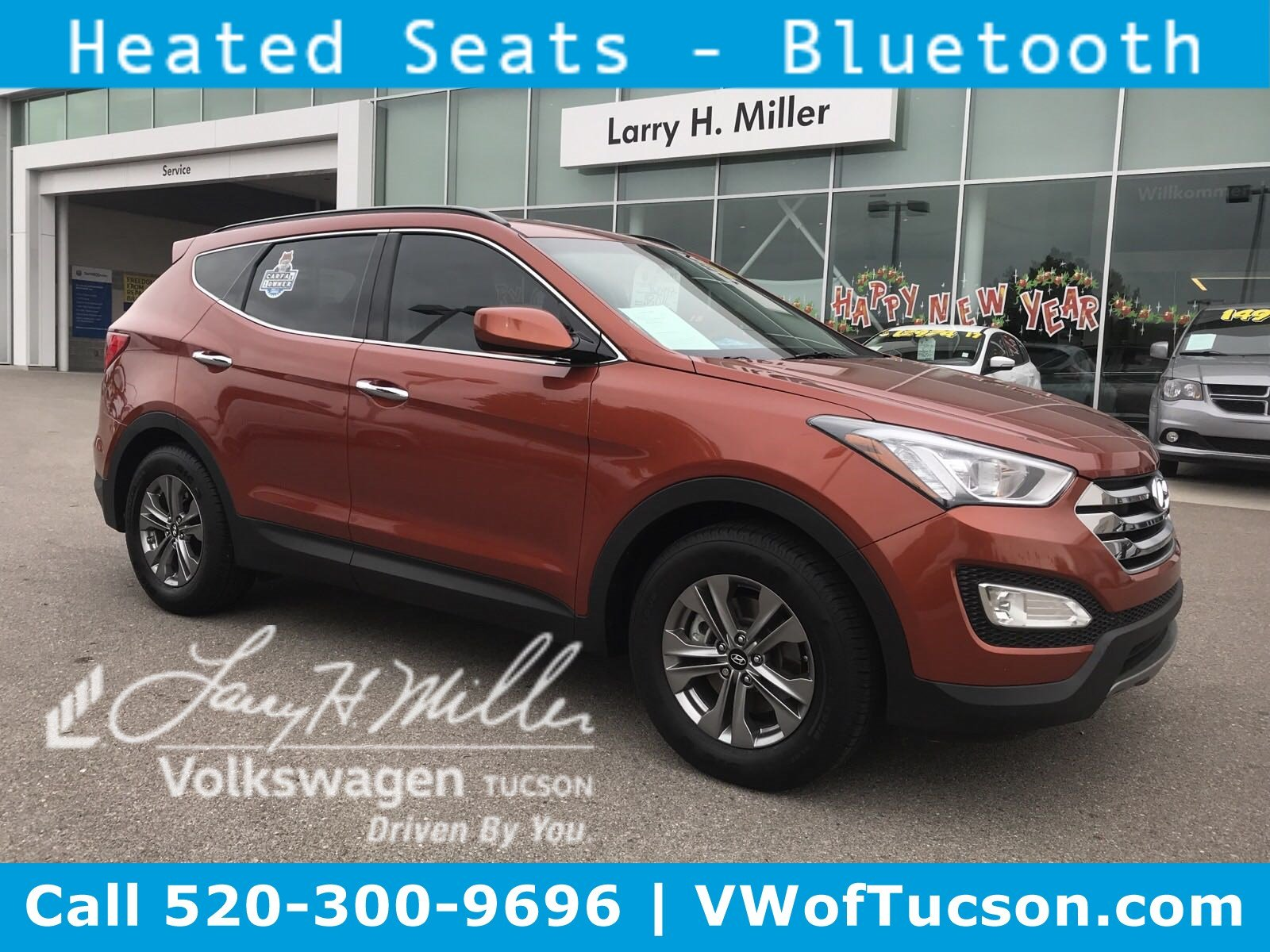 Featured used vehicles 2016 Hyundai Santa Fe Sport SUV for sale in Tucson, AZ