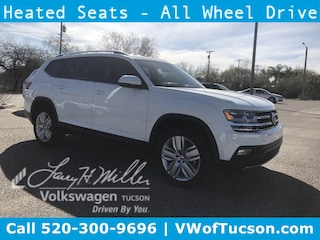 New Volkswagen Atlas 2019 Volkswagen Atlas 3.6L V6 SE w/Technology 4MOTION SUV for sale near you in Tucson, AZ