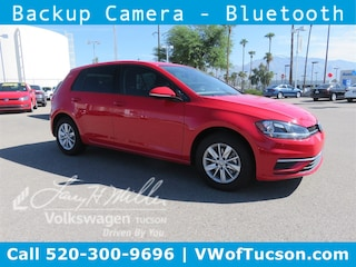 New Volkswagen 2018 Volkswagen Golf TSI S Hatchback for sale in Tucson, AZ