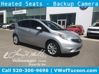 Used vehicles 2014 Nissan Versa Note SV Hatchback for sale near you in Tucson, AZ