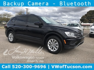 New Volkswagen Tiguan 2019 Volkswagen Tiguan 2.0T S SUV for sale near you in Tucson, AZ