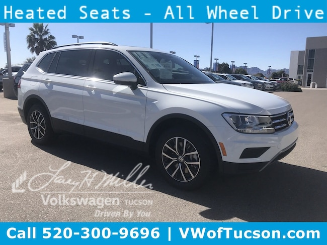 New Volkswagen 2019 Volkswagen Tiguan 2.0T SE 4MOTION SUV for sale in Tucson, AZ