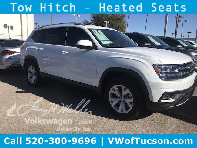 New Volkswagen 2019 Volkswagen Atlas 3.6L V6 SE w/Technology 4MOTION SUV for sale in Tucson, AZ