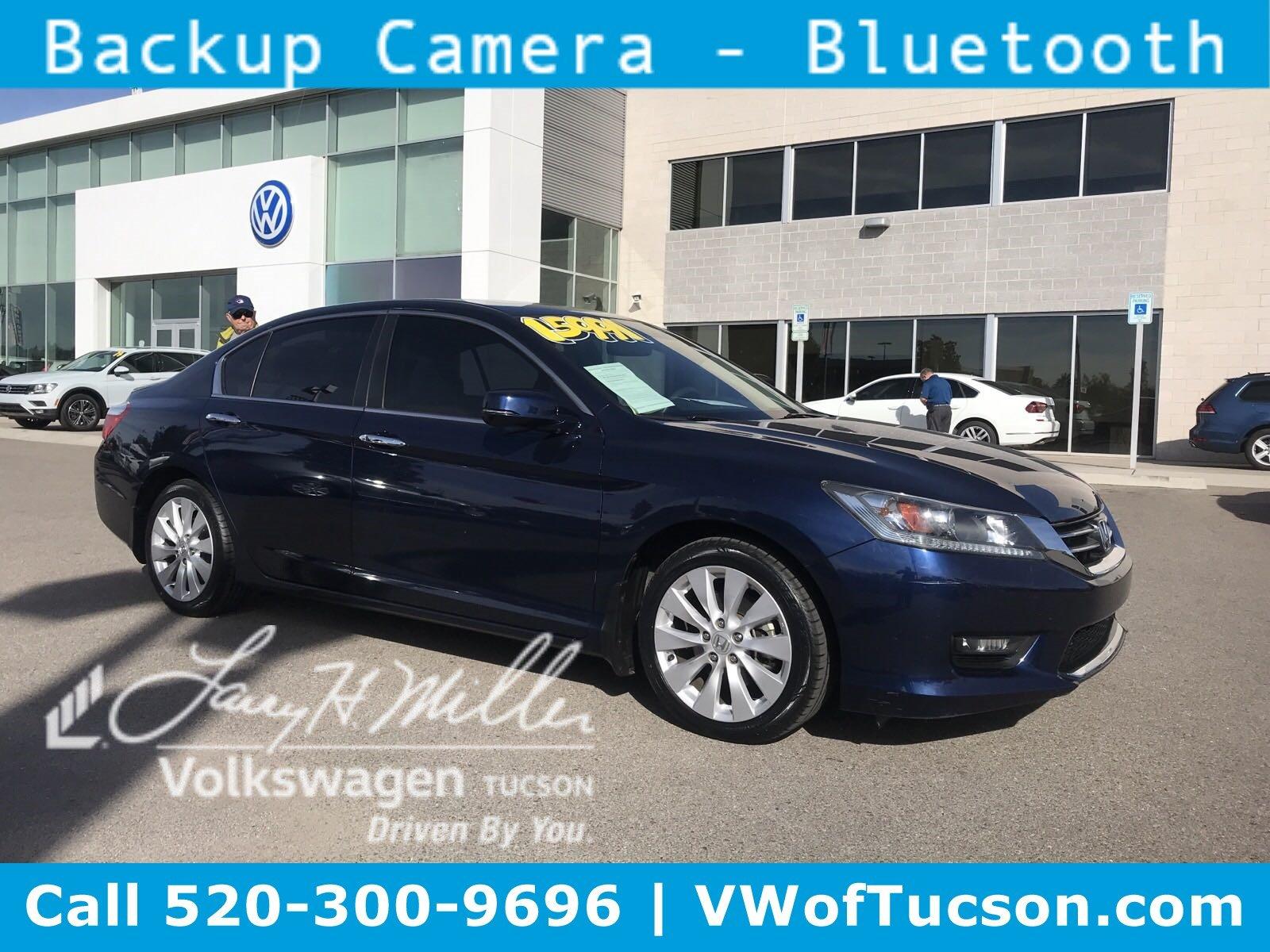 Featured used vehicles 2015 Honda Accord EX Sedan for sale in Tucson, AZ