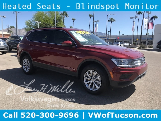 New Volkswagen 2019 Volkswagen Tiguan 2.0T SE SUV for sale in Tucson, AZ